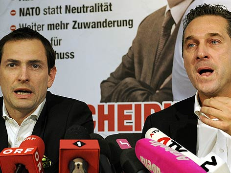 Christian Ragger HC Strache